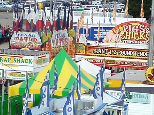Clay County Fair, Spencer IA